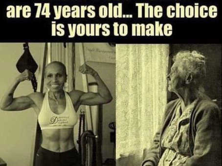 Why Everyone over 50 Should Be Lifting Weights – Including You