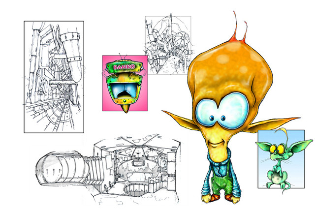 """Concept_art_for_""""Joot_and_the_Tube_City_"""