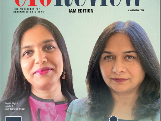 CIOReview: Most Promising IAM solution provider of 2020