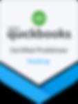 Quickbooks ProAdvisor DeskTop2018 Badge.
