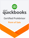 Quickbooks ProAdvisor Point Of Sale Badg