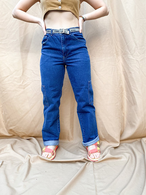 Mom Jeans Imbraer T. 38