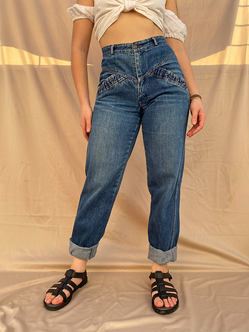 Mom Jeans Camponesa T.36