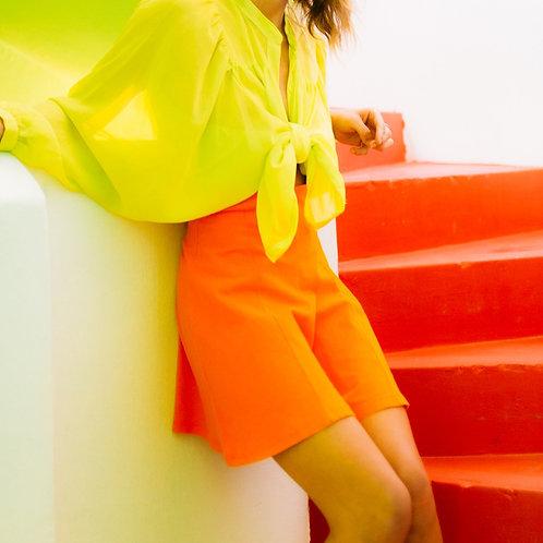 Shorts Neon 80s