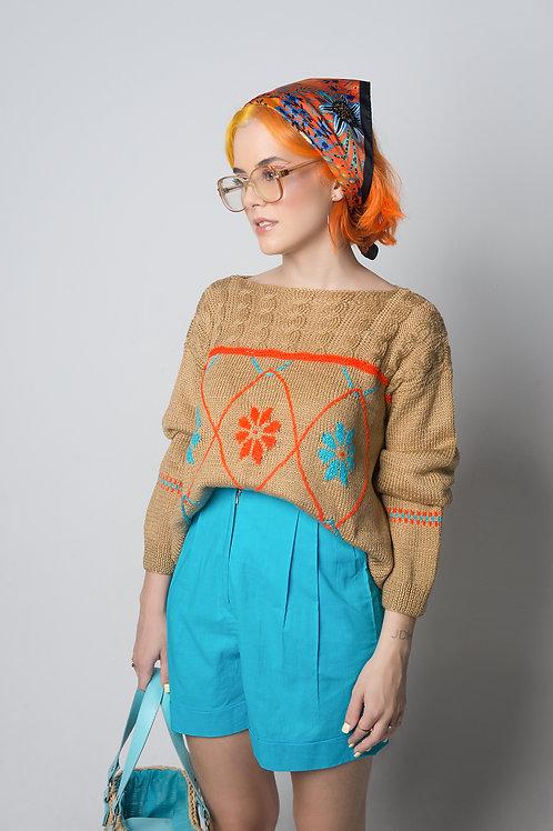 Blusão Bege 70s