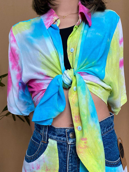 Camisa Tie Dye Autoral