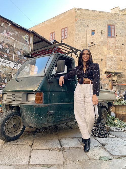 Calça Palermo em Linho
