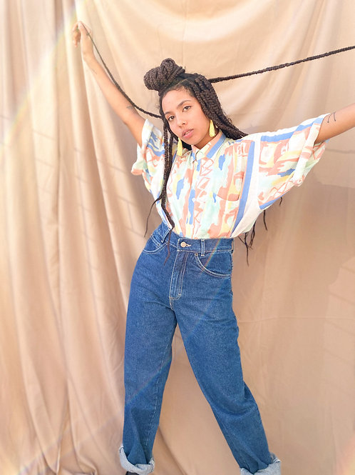Mom Jeans Classic 36