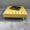 Thumbnail: Extra Large Chesterfield Footstool -  Plush Velvet Daffodil Ottoman