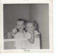 Tiny Danny and Peggy -- 1961