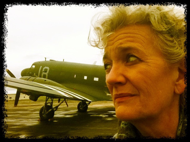C-47 at Oshkosh and wistful me