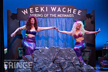 Something's Weird in Weeki Wachee