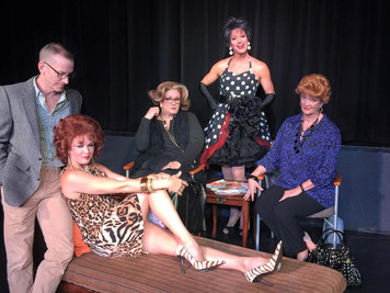 Ladies of Eola -- Court Ordered Therapy