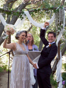 Dee and Mike Wed -- V-Day 2015