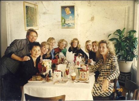 Christmas Ho luncheon -- 1998