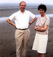 Andy's parents -- Jack and Jean