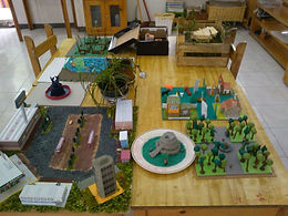 Comunidad Educativa Montessori, CEMAC, T