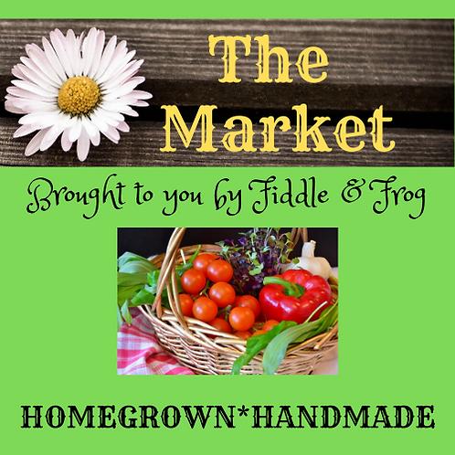 The Market:  Vendor Reservation