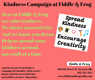 Kindness Campaign at Fiddle & Frog (1).p