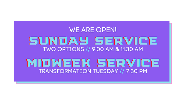 SUNDAY AND TUESDAY SERVICE -TRANSPARENT.