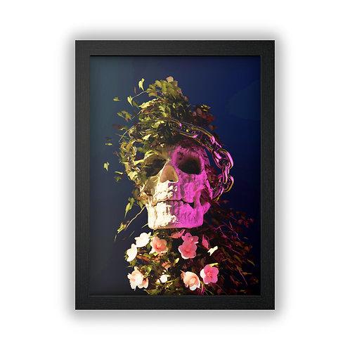 Captured Skull 8x10