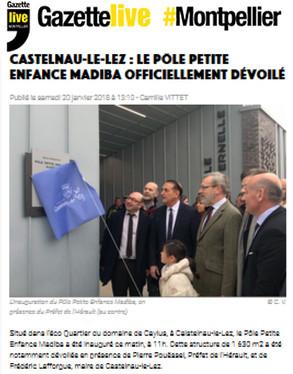 JANVIER 2018 // La Gazette