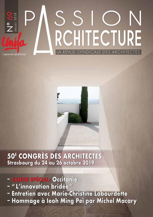 JUILLET 2019 // Revue Passion Architecture #69
