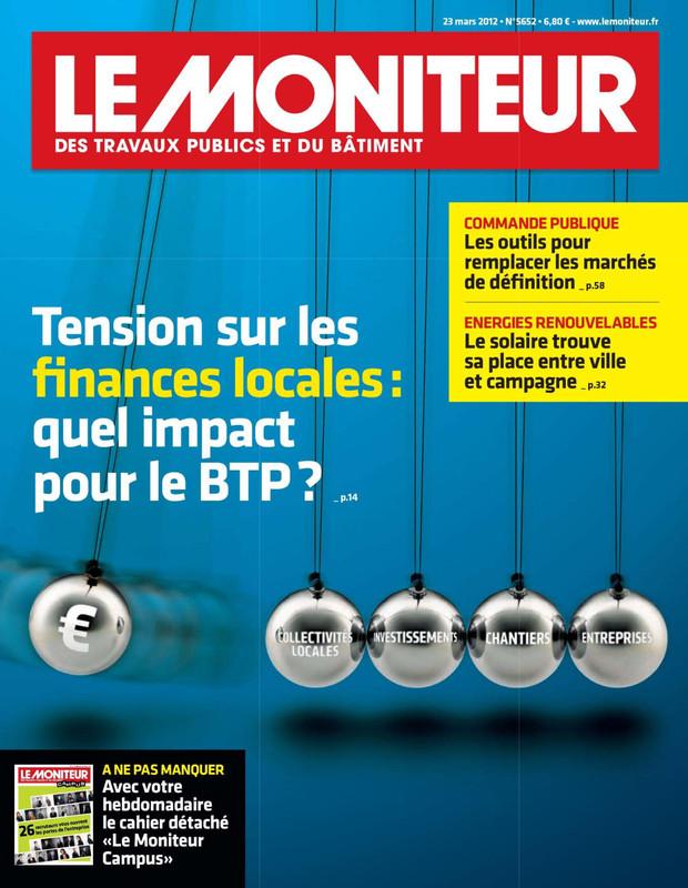 MARS 2012 // Le Moniteur #5652