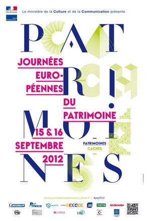 SEPTEMBRE 2012 // Journées Européennes du Patrimoine