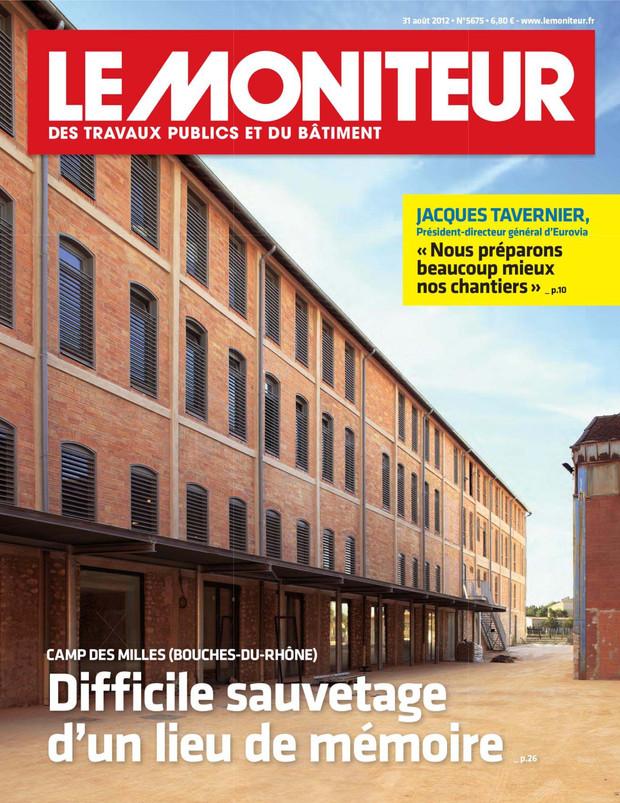 AOUT 2012 // Le Moniteur #5675
