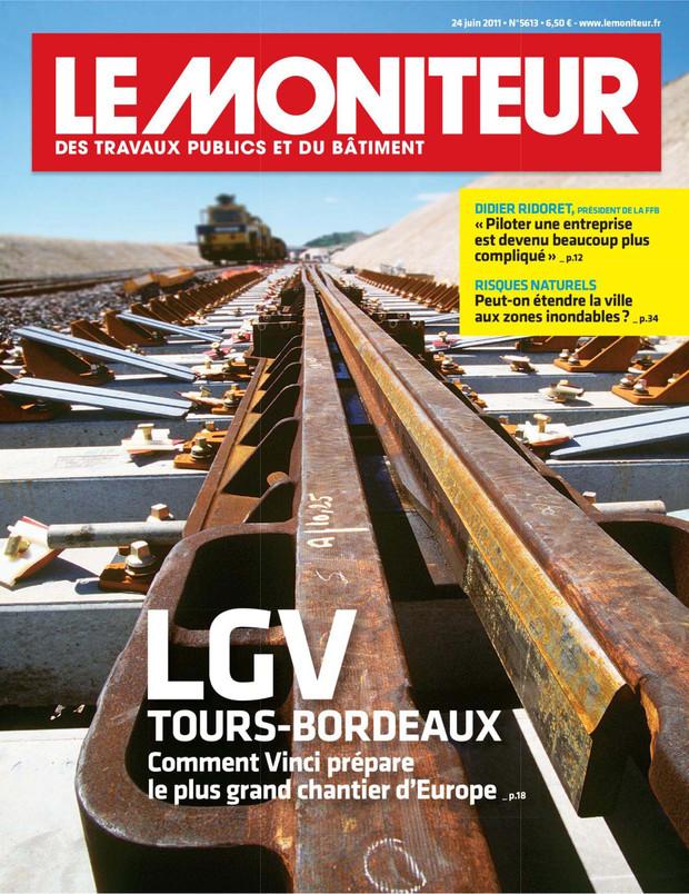 JUIN 2011 // Le Moniteur #5613