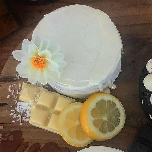 Lemon & Coconut Cake 5'