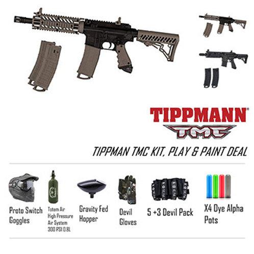 Tippmann TMC - GOLD Package
