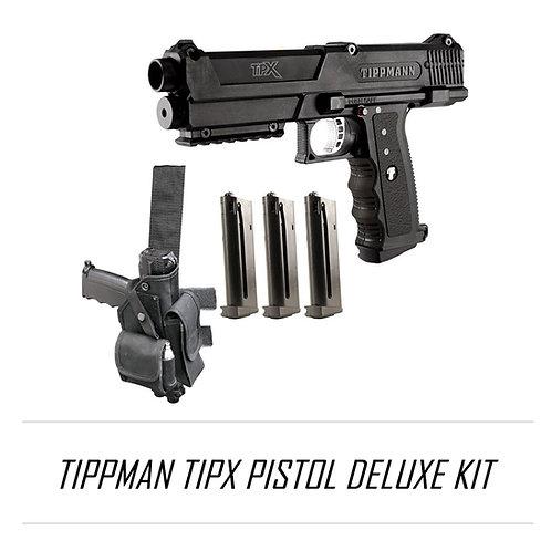 Tippman TPIX Pistol Deluxe Kit