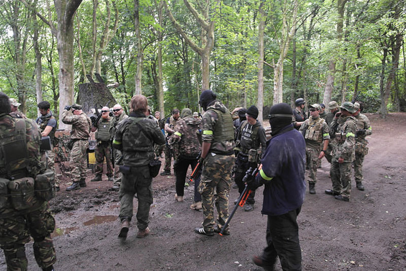 North V South Airsoft 1
