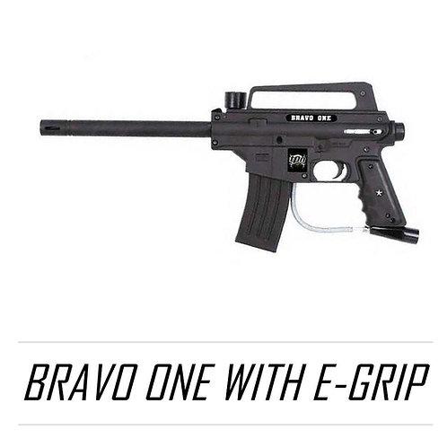 Tippmann BRAVO ONE with E-GRIP