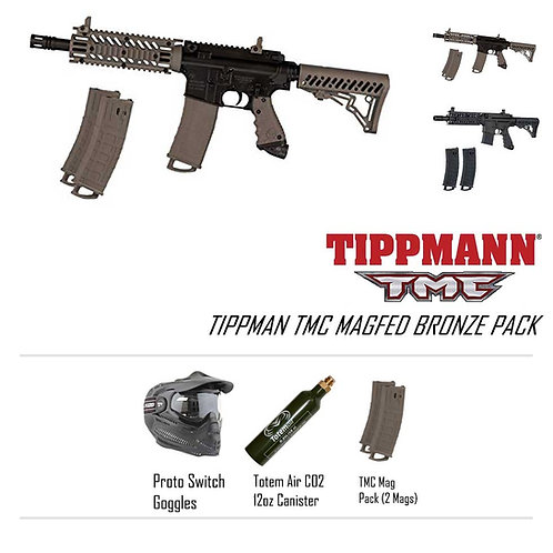 "Tippmann TMC ""Magfed"" BRONZE Package"