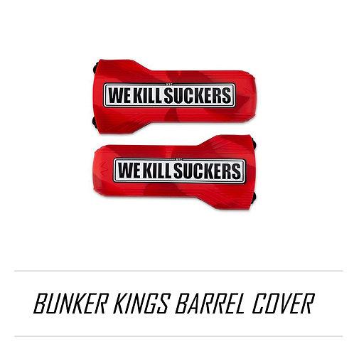 Bunker Kings Barrel Cover