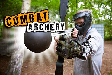 combat archery at warped