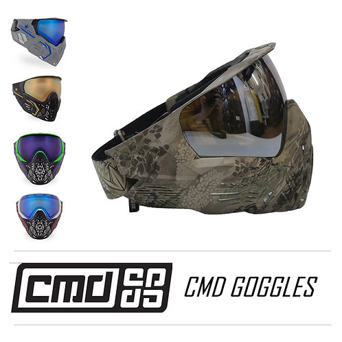 Bunker King CMD Goggles