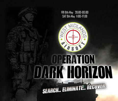 operation dark horizon at North V South