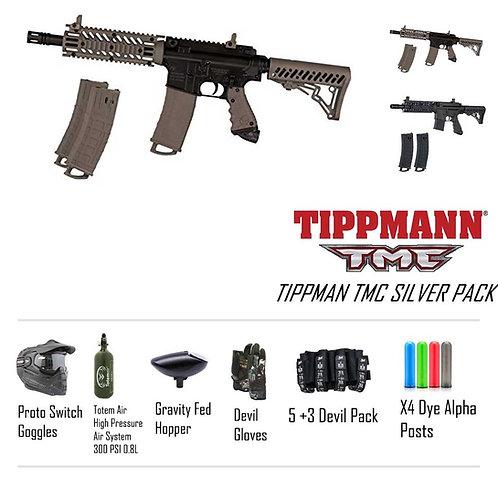Tippmann TMC - SILVER Package