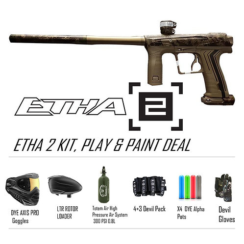 ETHA 2 - GOLD Package