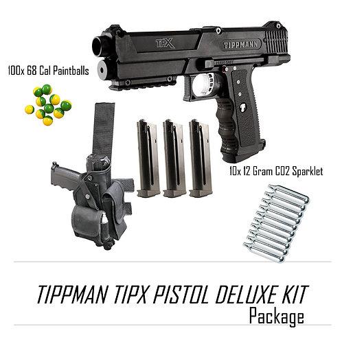 Tippman TPIX Pistol Deluxe Package