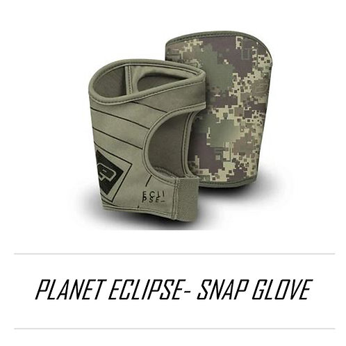 Planet Eclipses Snap Gloves
