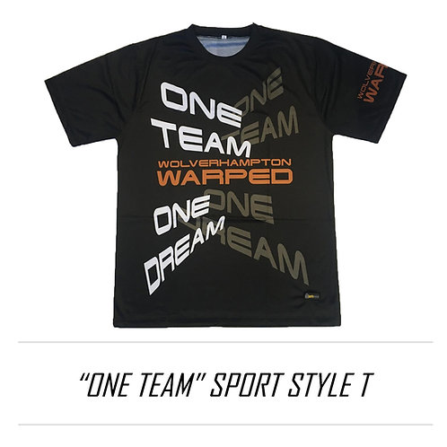 "WarpedPro ""DREAM"" sportstyle T"