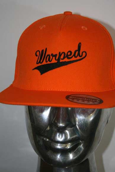 "WarpedPro ""bBall"" snapback cap"