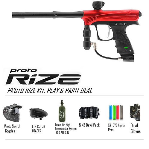 Proto RIZE GOLD Package
