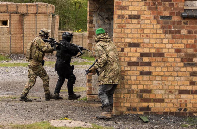 Amazing Airsoft & Paintball venue