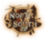 north v south logo